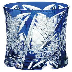 【東洋佐々木ガラス】【お取り寄せ可能】 オンザロックグラス 八千代切子 (光華) 日本製 270ml LS19761SULM-C741 【送料無料】