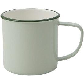 竹中 マグカップ レトロモーダ ライトグリーン 300ml (T-56580)