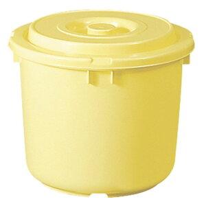 新輝合成 トンボ つけもの容器 15型 ( 15l 15L 15 プラスチック バケツ 漬物樽 樽 押し蓋 押し蓋付き フタ付き 蓋付き 蓋付 フタ 蓋 容器 漬物器 保存容器 丸型 漬物 漬け物 漬物用 白菜 梅干し ぬ
