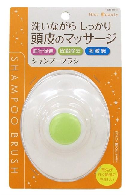 【東和産業】【日本製】 HB シャンプーブラシ