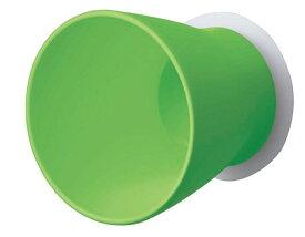 SANEI 洗面所用 はみがきコップ ライトグリーン(PW6812-LG21)