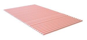 ケィ・マック 風呂ふた カラーウェーブ L12(75×120cm用) ピンク