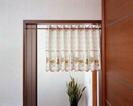 【積水樹脂株式会社】木調リビングポールミニ S(WM-S)