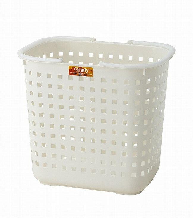 【アスベル株式会社(ASVEL)】 RグレディバスケットL(7417) ホワイト