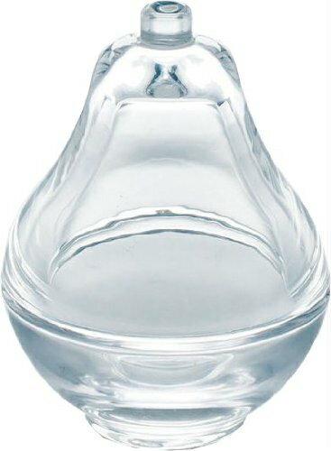 【お取り寄せ可能】【東洋佐々木ガラス】アミューズボックス 花かざり 洋なし型 TS44016 (TS44016)
