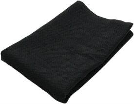 ブランシェ・アソシエ ふきん ソウ ソムリエ クロス ブラック 36×70cm (A6885)