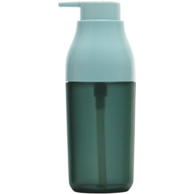 【お取り寄せ可能】【オカ】 プリスベイス ディスペンサー リキッドタイプ (容量420ml) ブルー ブルー