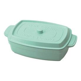 【竹中】お弁当箱 ココポット レクタングル ミント 600ml (T-76401)