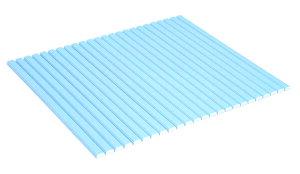 ケィ・マック シャッター風呂ふた L15(75×150cm用) ブルー