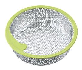 SANEI 排水用品 キッチン用 キッチンバスケット グリーン(PH698AF-L-LG)