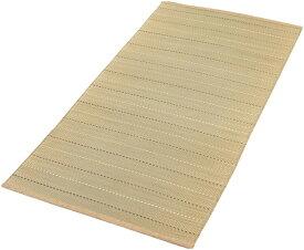 大島屋 い草 シーツ シュプール ベージュ 約87×180cm