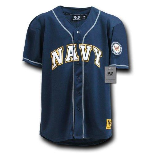 【送料無料】【Rapid Dominance R29-NAV-NVY-03 Baseball Jersey #44; Navy #44; Navy #44; Large】 b008yncxlo