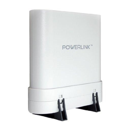 【送料無料】【POWERLINK 遠距離通信用 1000mW 802.11b/g/n 150Mbps ウルトラハイパワー USB WiFiネットワークアダプタ内蔵 CPE 14dBi指向性パネルアンテナ 屋外&室内兼用】 b00bp9qsk6