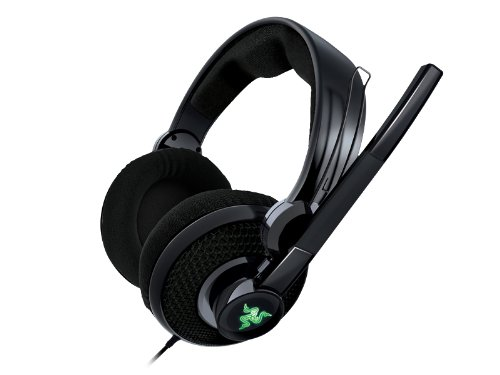 【送料無料】【Razer Carcharias Gaming Headset for Xbox 360 and PC - RZ04-00900100-R3U1】 b00b1mxgfw