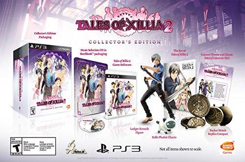 【送料無料】【Tales of Xillia 2: Collector's Edition - PlayStation 3】