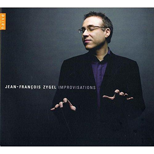 【送料無料】【ジャン=フランソワ・ジジェル;インプロヴィゼーション (Jean-Francois Zygel: Improvisations)】 b0016n7wis