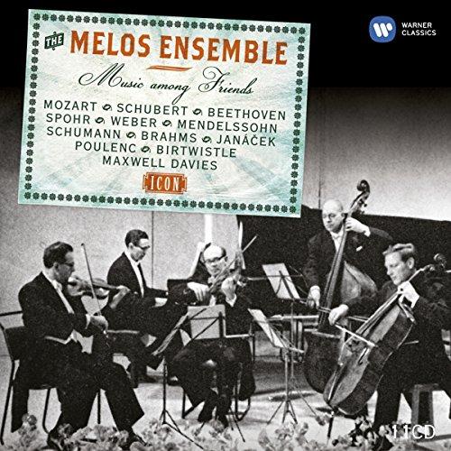 【送料無料】【Icon: Melos Ensemble-the Complete EMI Recordings】 b004hf0pfe