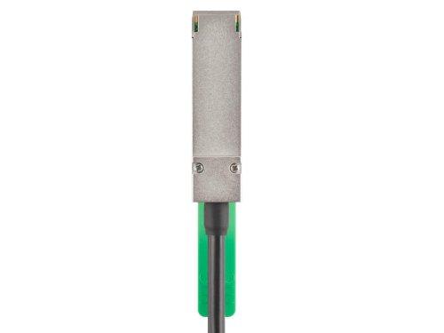 【送料無料】【Belkin F2CX037-01M QSFP+ 40GBASE Direct Attach Passive Twinaxial Cable (1 Meter) (Size:1 Meter ) by Belkin [並行輸入品]】