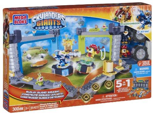 【送料無料】【メガブロック スカイランダーズ バトルアーケード Mega Bloks Skylanders Ultimate Battle Arcade 「海外直送品・並行輸入品」】 b0096en5cg