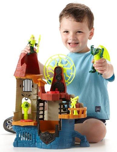 【送料無料】【Fisher-Price Imaginext Castle Wizard Tower】 b00bqyr142