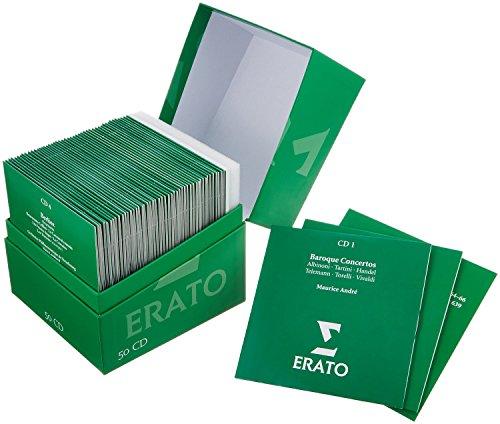 【送料無料】【50CD レガシーボックスセット ERATO BOX】 b00edxh116