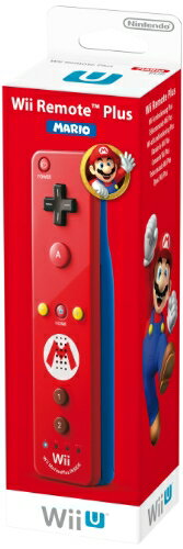【送料無料】【Nintendo Wii U Remote Plus Controller - Mario Limited Edition (Nintendo Wii)】 b00fm43u4w