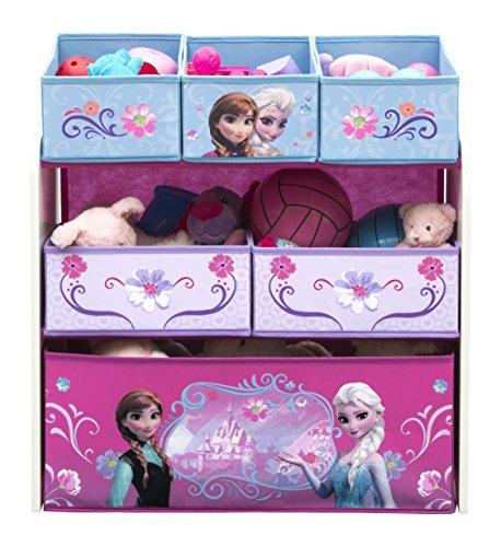 【送料無料】【(家具)子供 おもちゃ箱 収納 ディズニー アナと雪の女王】 b00ojob6uq