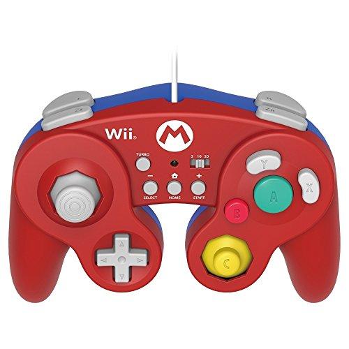 【送料無料】【【Wii U/Wii対応】ホリ クラシックコントローラー for Wii U マリオ】