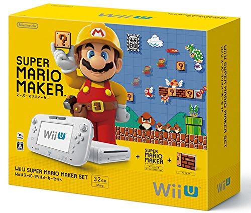 【送料無料】【Wii U スーパーマリオメーカー セット】 b012rduk16