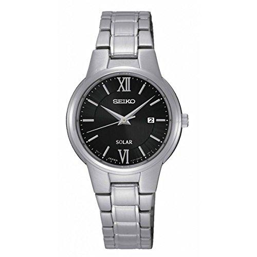 【送料無料】【セイコー 逆輸入モデル SEIKO ソーラー SUT229P1 [海外輸入品] レディース 腕時計 時計】 b016vdo2to