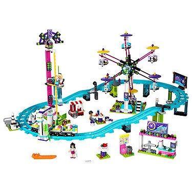 【送料無料】【レゴ (LEGO) フレンズ 遊園地 ジェットコースター 41130】 b01ac1a0vk