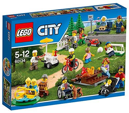 【送料無料】【レゴ (LEGO) シティ レゴ (LEGO)Rシティの人たち 60134】 b01ac1b56y