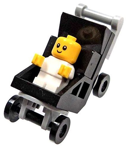 【送料無料】【LEGO Town City Fun in the Park Minifigure - Baby and Stroller (60134) by LEGO】 b01govql38