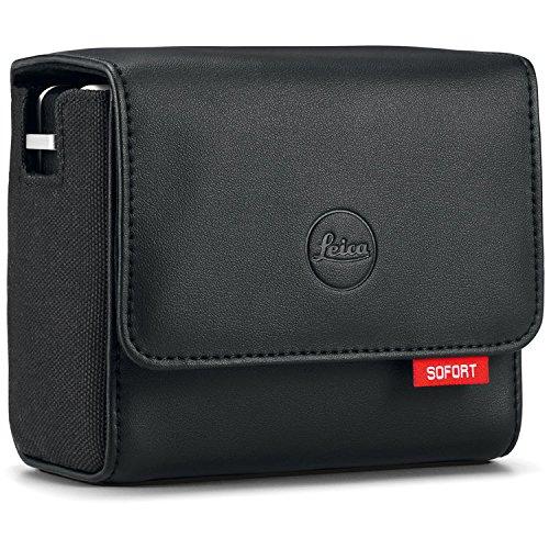 【送料無料】【Leica Case For sofortインスタントカメラ、ブラック】 b01lwz6sso