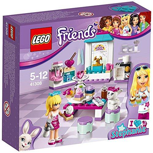 【送料無料】【レゴ (LEGO) フレンズ ステファニーのスイーツキッチン 41308】 b01j41ebog