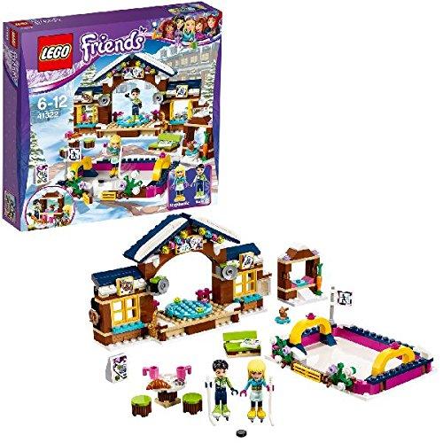 """【レゴ(LEGO)フレンズ スキーリゾート""""スケートリンク"""" 41322】 b06w55dz8k"""
