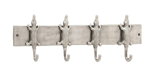 【Deco 79 68814 Astounding Wall Hook 27 W x 8 H by Deco 79】