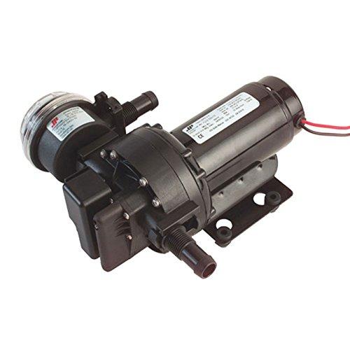 【ジョンソンポンプ - 5.0Gpmフローマスター可変流量ポンプ - 24V】