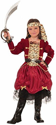 【Forum Novelties Girls Pirateerコスチューム L 76411】 b01df7u57w