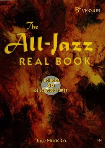 【The All-jazz Real Book - B flat Version】