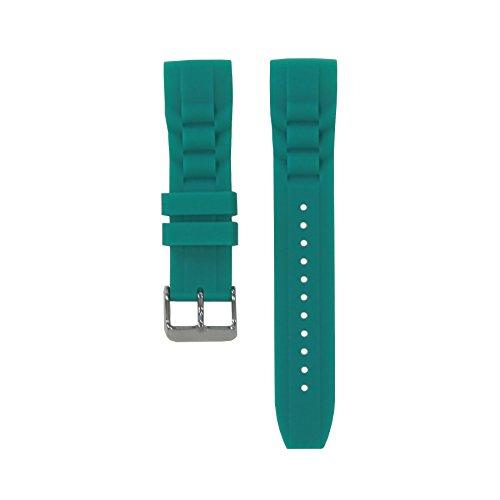 【Martian Watches Quick Change Band for Martian Notifier Smartwatch - Teal by Martian Watches】 n b00rubcvx6