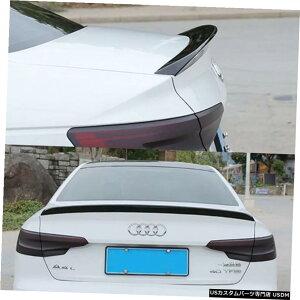 輸入カーパーツ 高品質のABSプラスチック未塗装テールウィングプライマーカラーリアスポイラー1個アウディA4A4LB9スポイラー20172018 high quality ABS Plastic Unpainted Tail Wing Primer Color Rear Spoiler 1Pcs For