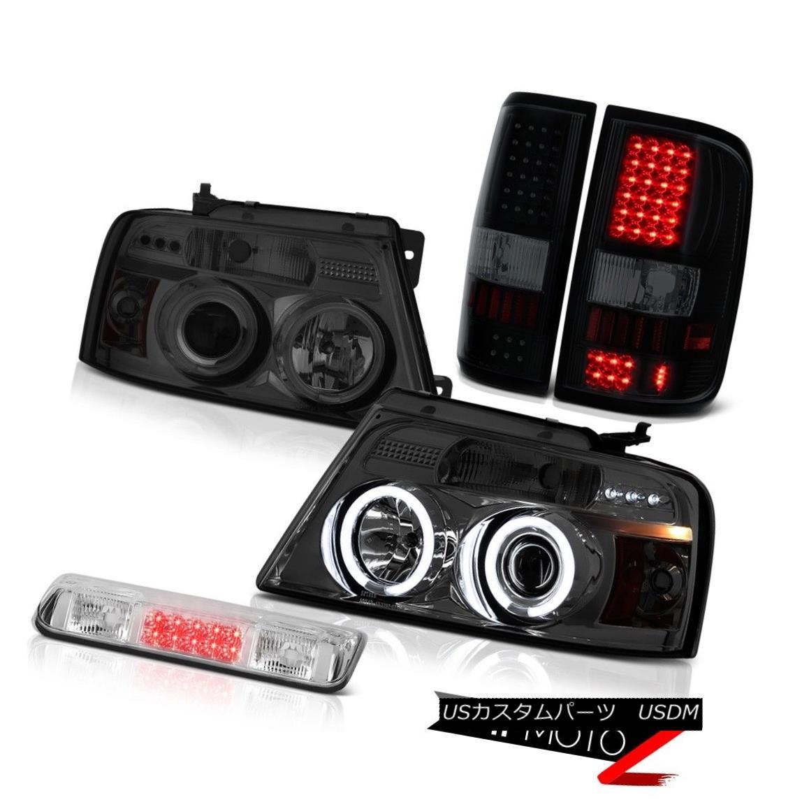 ヘッドライト 2004-2008 Ford F150 XLT Roof Cab Lamp Tail Brake Lights Headlamps SMD Brightest 2004-2008フォードF150 XLTルーフキャブ・ランプテール・ブレーキ・ライトヘッドランプSMDブライト