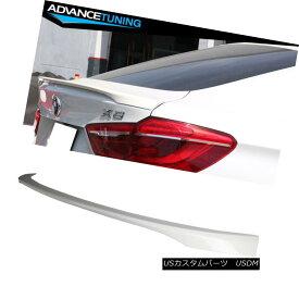 エアロパーツ Fits 16-17 X6 F16 Performance Trunk Spoiler OEM Painted #300 Alpine White III フィット16-17 X6 F16パフォーマンストランクスポイラーOEM塗装#300アルパインホワイトIII