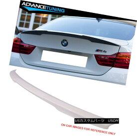 エアロパーツ Fits 14-17 BMW 4 Series F32 M4 Trunk Spoiler OEM Painted #300 Alpine White III フィット14-17 BMW 4シリーズF32 M4トランクスポイラーOEM塗装#300アルパインホワイトIII