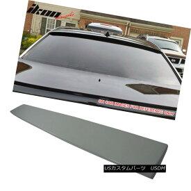 エアロパーツ Fits 02-08 BMW E65 E66 7 Series AC Roof Spoiler Painted #300 Alpine White III フィット02-08 BMW E65 E66 7シリーズACルーフスポイラー#300アルパインホワイトIIIを塗装