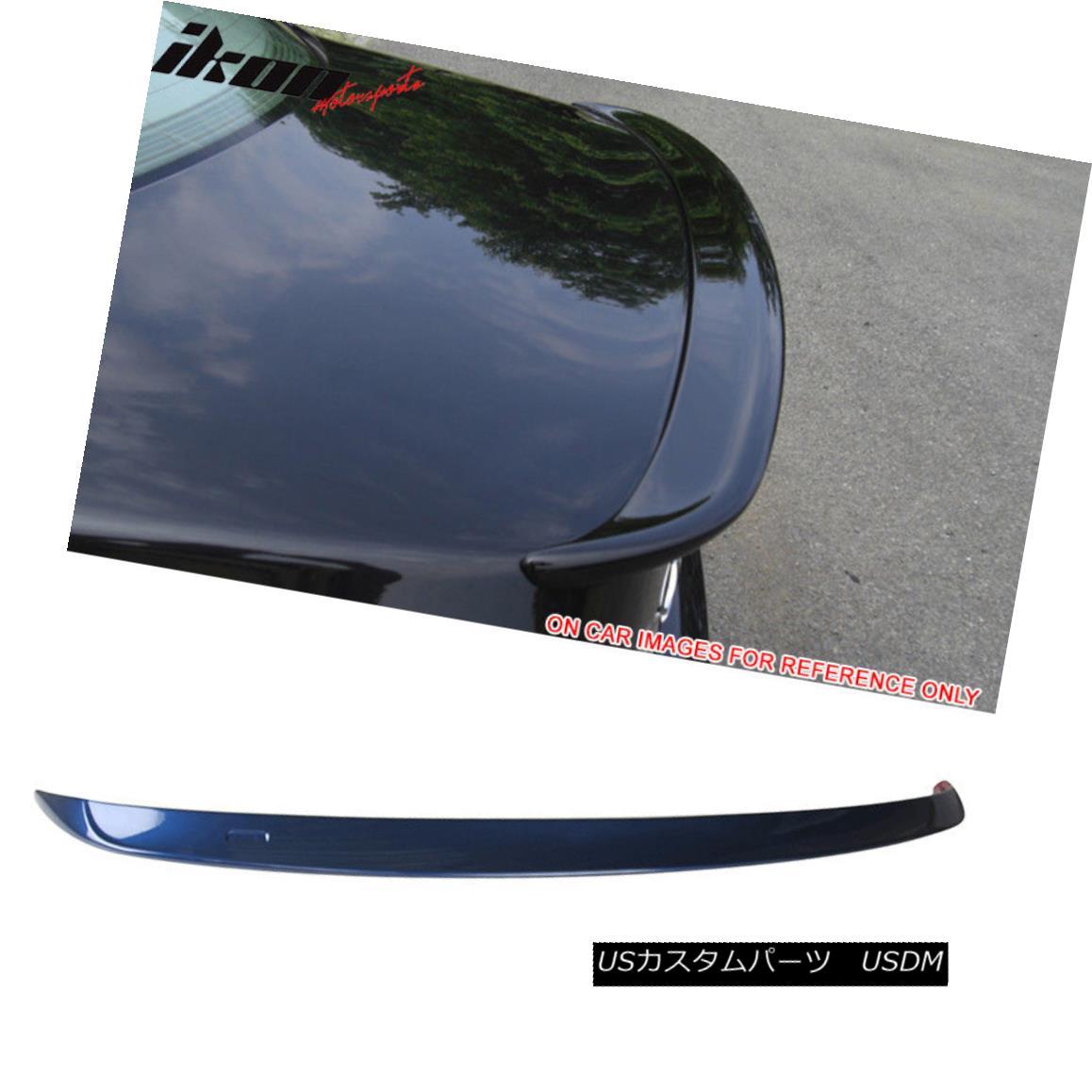 エアロパーツ Fits 04-10 E60 5-Series AC Trunk Spoiler Painted #A07 Mystic Blue Metallic フィット04-10 E60 5シリーズACトランク・スポイラー#A07ミスティック・ブルー・メタリック