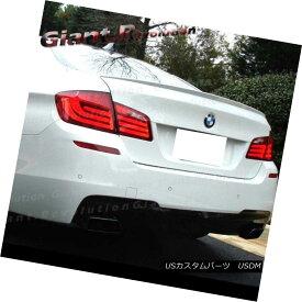 エアロパーツ #300 Alpine White M Type Trunk Boot Spoiler For BMW 11-16 F10 4D 530i 535i 550i #300アルパインホワイトMタイプトランクブートスポイラーBMW用11-16 F10 4D 530i 535i 550i