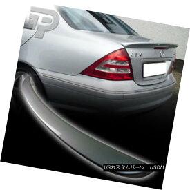 エアロパーツ PAINTED W203 Mercedes BENZ BOOT REAR SPOILER TRUNK A TYPE 07 744 SILVER ▼ 塗装済みW203メルセデス・ベンツ・ブーツ・リア・スポイラー・トランクAタイプ07 744シルバー?