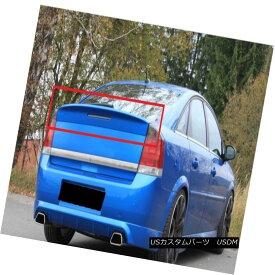 エアロパーツ OPEL VAUXHALL VECTRA C HB GTS OPC LOOK REAR BOOT / TRUNK SPOILER NEW OPEL VAUXHALL VECTRA C HB GTS OPCを見るリア・ブーツ/トランク・スポイラーNEW